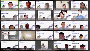 PTC4 tổ chức bồi huấn công tác truyền thông năm 2021