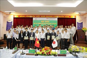 Hội thảo hợp tác thường niên KEPCO và EVNNPT lần thứ 6