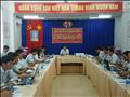 Chi bộ Truyền tải điện miền Đông 2 tổ chức lễ kết nạp đảng viên mới