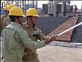 Huấn luyện và diễn tập phương án PCCC&CNCH năm 2019 tại Trạm  220kV Long Xuyên 2