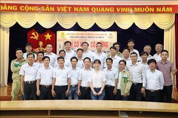 Tổ chức Giải cờ vua - cờ tướng Công ty năm 2019 chào mừng kỷ niệm ngày thành lập Công đoàn Việt Nam