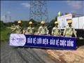 Đội Truyền tải điện Nhơn Trạch tuyên truyền An toàn điện, phòng chống cháy rừng trên địa bàn tỉnh Bà Rịa – Vũng Tàu.