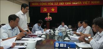 Truyền tải điện Thành phố Hồ Chí Minh làm việc với UBND quận Bình Tân  về việc xử lý các trường hợp vi phạm hành lang an toàn lưới điện