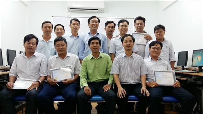 PTC4 tổ chức các khóa đào tạo quản trị mạng cho cán bộ kỹ thuật.