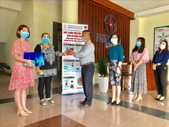 PTC4 khẩn trương triển khai các hoạt động phòng ngừa dịch bệnh nCoV cho CBCNV Công ty.
