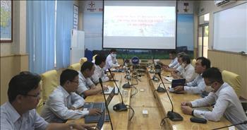 Đoàn công tác Trường Đại học Bách Khoa Tp. Hồ Chí Minh làm việc với Truyền tải điện Tp. Hồ Chí Minh về đề tài nghiên cứu khoa học công nghệ