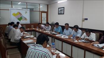 PTC4 làm việc với các Ban, ngành thành phố Cần Thơ về tiến độ thực hiện dự án Kéo dây mạch 2 đường dây 220kV Ô Môn - Sóc Trăng.