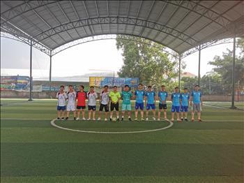 Giải bóng đá Truyền thống Truyền tải điện miền Đông 1 lần thứ 14 năm 2020