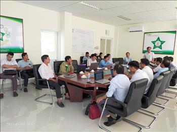 Tổ chức huấn luyện và kiểm tra an toàn điện năm 2021