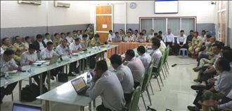 Hội nghị tổng kết công tác quản lý kỹ thuật, vận hành trạm biến áp năm 2020 và triển khai nhiệm vụ, giải pháp thực hiện năm 2021
