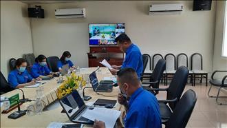 Tổng kết công tác Đoàn Thanh niên Công ty Truyền tải điện 4 năm 2020