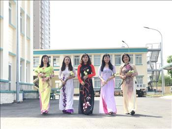 Cuộc thi Duyên dáng áo dài nữ CNVC PTC4