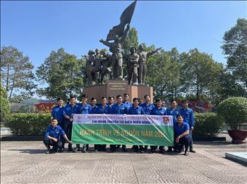 Đoàn Thanh niên Công ty Truyền tải điện 4 chào mừng kỷ niệm 90 năm ngày thành lập Đoàn Thanh niên Cộng sản Hồ Chí Minh (26/3/1931 - 26/3/2021) và tháng Thanh niên.