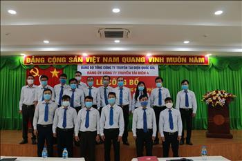 Truyền tải điện miền Đông 2 tổ chức lễ công bố  Quyết định thành lập Đảng bộ bộ phận
