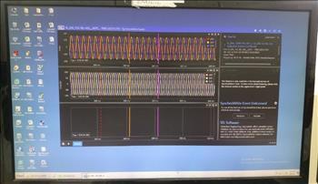 Tổ Thao tác lưu động Mỹ Xuân ứng dụng chuyển đổi số trong công tác vận hành hệ thống điện truyền tải tại các trạm biến áp không người trực.