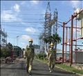Công tác triển khai, thực hiện Văn hóa EVNNPT trong Trạm biến áp 220kV Hóc Môn