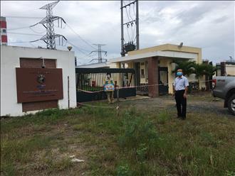 Công đoàn Truyền tải điện miền Tây 1 tổ chức thăm hỏi động viên các CBCNV tập trung trực vận hành phòng, chống dịch Covid - 19
