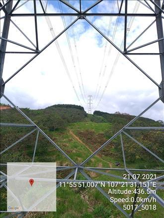Đội Truyền tải điện Bù Đăng thực hiện công tác quản lý vận hành lưới điện trong thời gian thực hiện Chỉ thị 16/CT-TTg.
