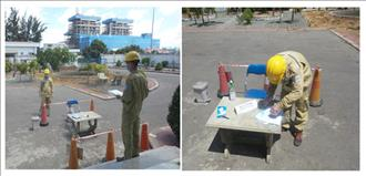 TTĐ Miền Tây 2 quyết tâm đảm bảo vận hành lưới điện an toàn ổn định trong bão dịch COVID 19