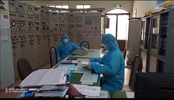 CBCNV Truyền tải điện miền Tây 2 nêu cao tính tuân thủ và trách nhiệm trong công tác phòng, chống dịch COVID-19