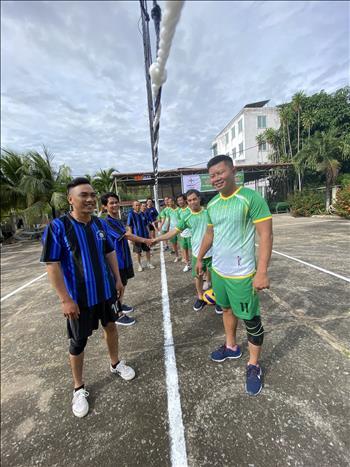 Công đoàn Đội TTĐ Tây Ninh tổ chức giải bóng chuyền nhân kỷ niệm 66 năm ngày Truyền thống ngành Điện lực Việt Nam  (21/12/1954 – 21/12/2020)