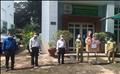 Chủ tịch Công đoàn Công ty Truyền tải điện 4 thăm hỏi CBCNV Tổ thao tác lưu động Tao Đàn